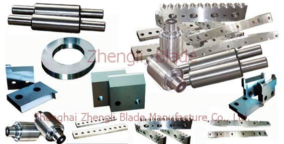 Gillingham Reinforcing steel cutting machine blade, steel cutting machine knife, steel cutting knife eborum