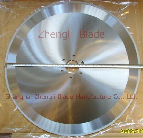 Posen Nonwoven electric knife, round alloy cutting tools, mechanical disk cutter ciz1a4