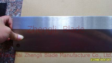 Negro Paper cutter, paper cutting special knives, carton equipment for paper cutter 5fiiu6