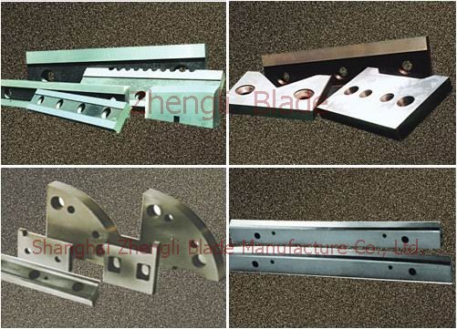 Alberta Long shear blade shear plate, the cutting blade shears blade, cutting length 6tihi3