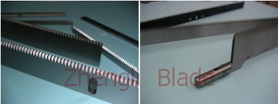 Guadeloupe Soft packaging tooth cutter tooth blade, flexible packaging, flexible packaging cutting saw blade cw0w6b