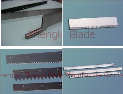 Asia Plastic packaging hacksaw packaging bag hot knife, cutting knife, packaging bag slitting blade i0x746