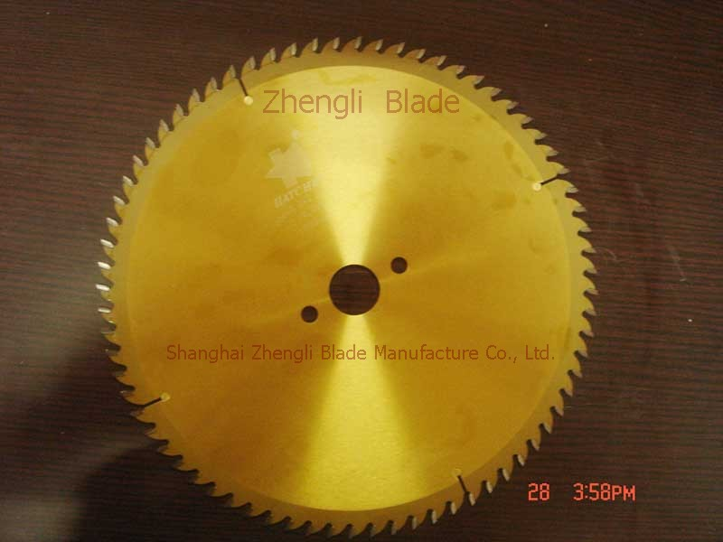 Society Islands Tool steel ultra-thin saw blade, hot shear circular saw, alloy saw blade 2vgi64