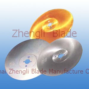 Merionethshire Iron pipe with saw blade, circular cutter blade, stainless steel professional saw blade 7c79s0