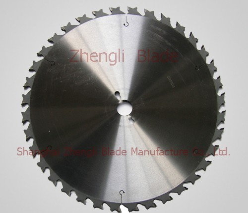 Lorain Notched cutter, circular saw blade factory, laser welded saw blade k14amn