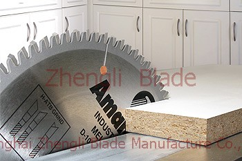 Thimbu Speaker production for saw, acrylic (PMMA) with saw blade, circular saw blade of neat edge saw rt447l