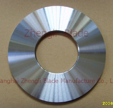 Ciscaucasia Stainless steel slitting machine round cutter, SLD points of the circular blade egistf