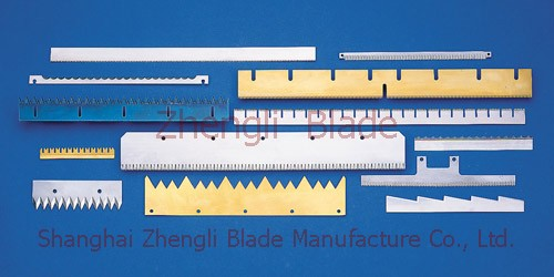 Honiara Stickers long blade with cutting knife, cloth, cloth cutting machine toothed blade hv8cln