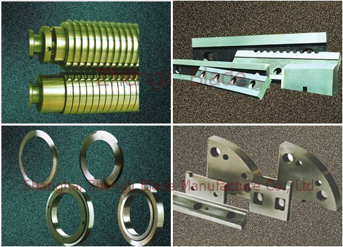 Clare Circular cutting circular blade, bearing pipe cutting machine blade, sheet metal shear knife aa78jd