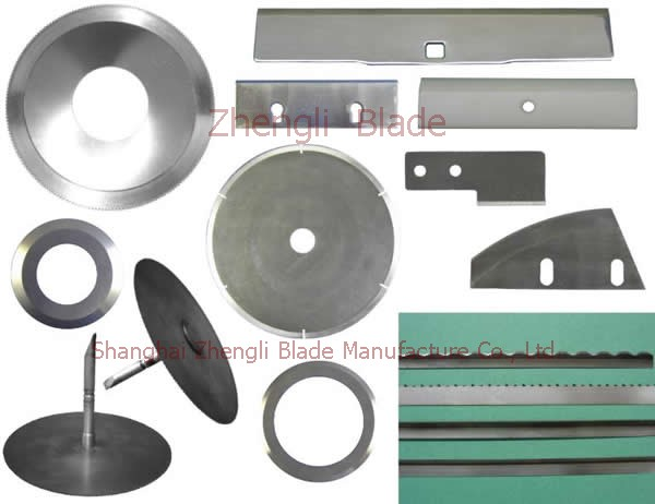 Louth Rubber seal cutting blade, chloroprene rubber cutting knife blade, Nantong p49roy