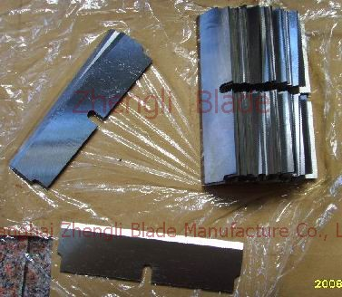Johore Drum scraper, wire and cable machine blade, tungsten steel cutter blade 3ke03n